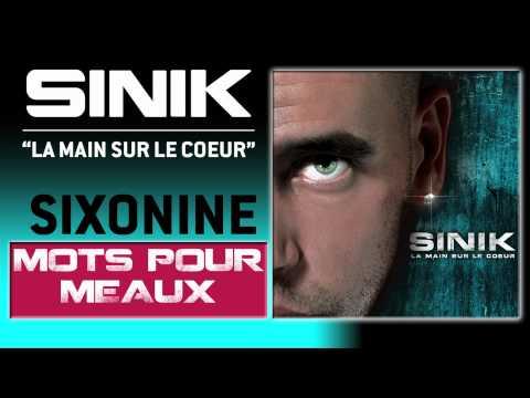 Sinik - Mots Pour Maux (Son Officiel)