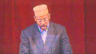 Miracle of the Messiah: Words to Capture Hearts (Speech at Jalsa Salana USA 2011)