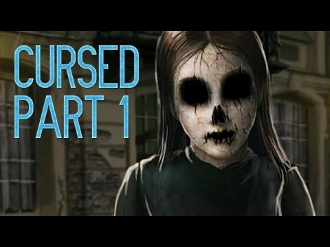 BEAUTIFUL HORROR POINT-AND-CLICK GAME - Let's Play Cursed - Part 1