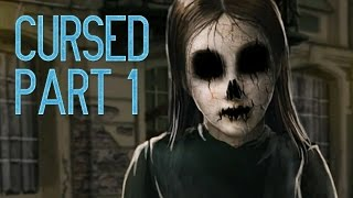 BEAUTIFUL HORROR POINT-AND-CLICK GAME - Lets Play Cursed - Part 1