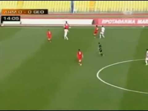 Armenia-Georgia 1-2 All Goals Армения-Грузия 1-2 все голы
