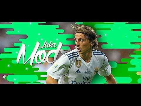 Luka Modric 2017 - The Ultimate Midfielder