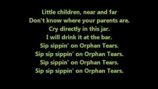 Orphan Tears Lyrics