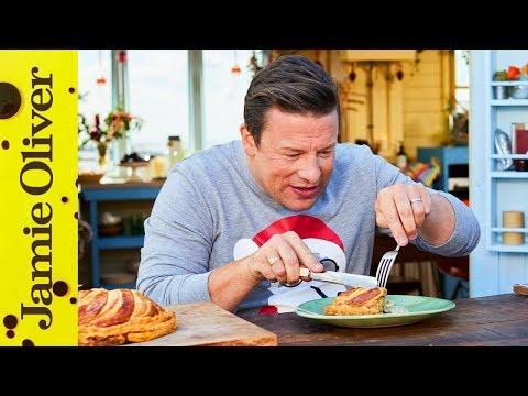 Veggie Christmas Pithivier Pie   Jamie Oliver