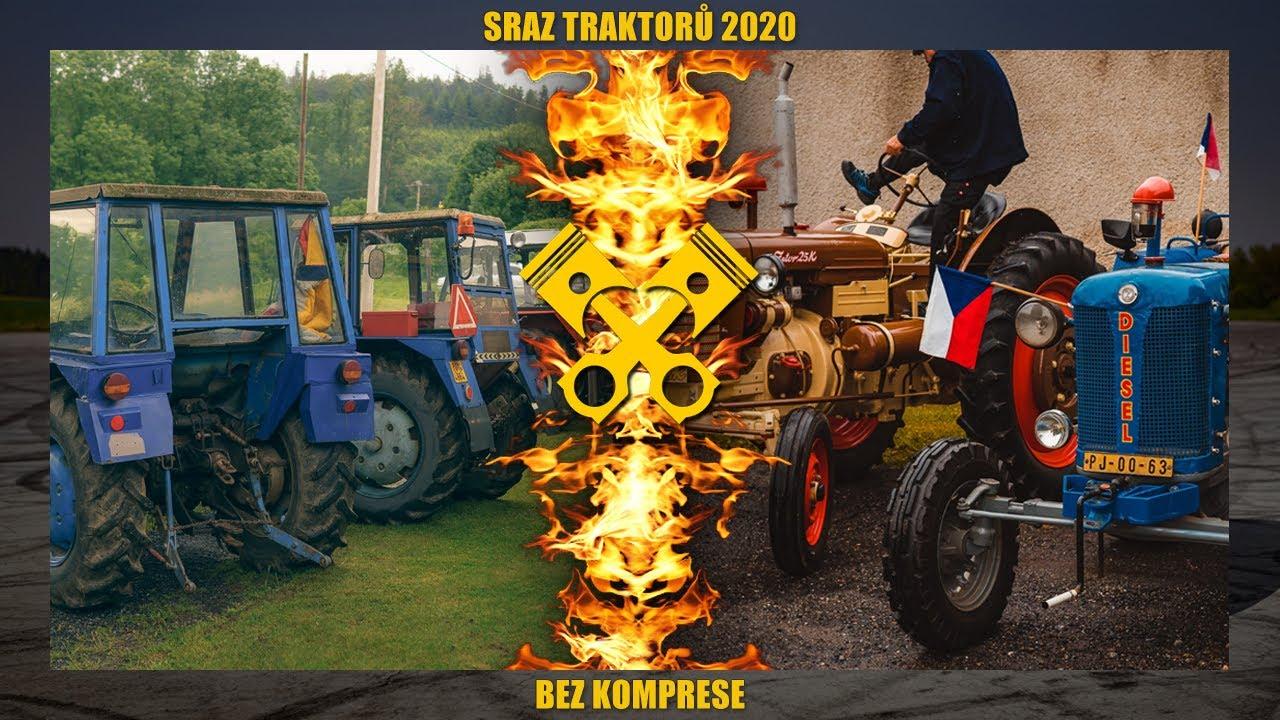 2. Sraz traktorů - Pohoří 2020