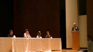 Geography Bee Colorado State Finals at DU