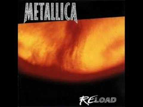 Metallica-Slither