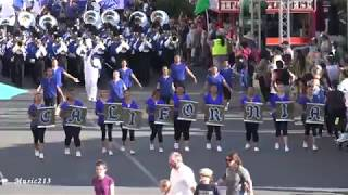 California HS - Dance to the Music - 2018 LACF Marching Band Competition