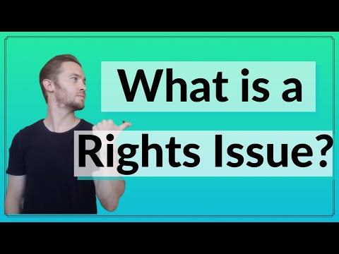 What is a RIGHTS ISSUE and what should I do? - My Whitbread PLC rights issue EXPLAINED