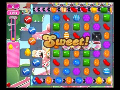 Candy Crush Saga Level 2404 - NO BOOSTERS