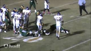 Jordan Williams (Senior Highlights)