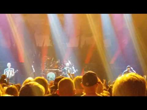 Volbeat live at Riviera Theatre, Chicago, Tue September 13 2016 part 1
