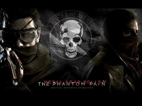 [GMV] Metal Gear Solid V The Phantom Pain |