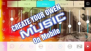 كيفية إنشاء الموسيقى على الهاتف المحمول | البرنامج التعليمي • الهندية • BS