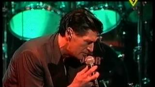 "Herman Brood & his Wild Romance:"" I love you like i love myself"" (live Paradiso 1996)."