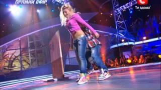 Танцуют все 3 Марта Саша Хип Хоп.mpg