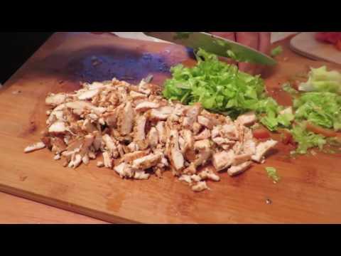 Как приготовить шаурму дома  рецепт легко просто и быстро