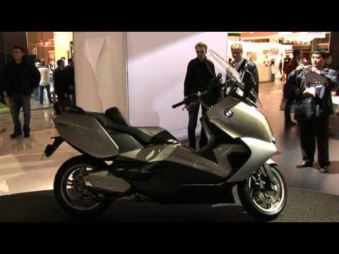 Stand BMW - Eicma 2011