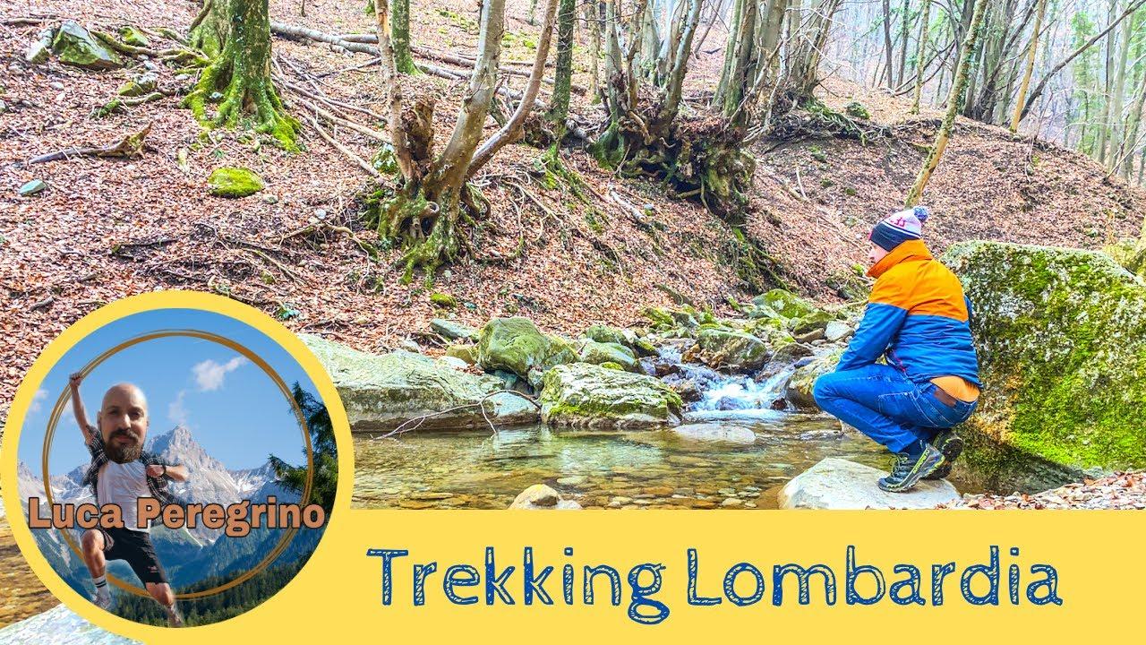 Trekking a Canzo, dal Gajum a San Miro al monte fino al Terz'alpe, Lombardia