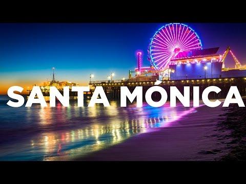 Un día en Santa Mónica L.A. | California en coche día 2