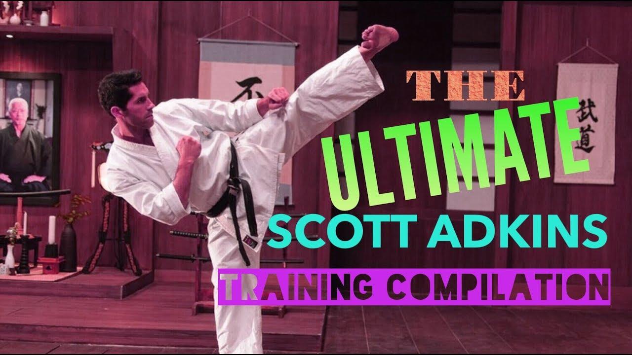 Ultimate Scott Adkins Training Compilation