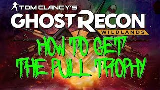 "How To Get The ""Pull!"" Trophy! - Completely By ACCIDENT! 