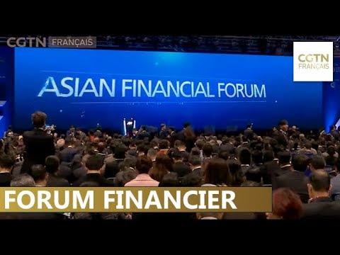 Forum financier asiatique 2018