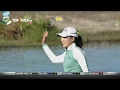 Elegant American Teen Golfer Jennifer Song Finishes Strong 2016 CME Group LPGA Tour Championship