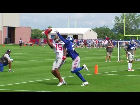 Brandon Marshall Gives the New York Giants What They Need | MSG Networks