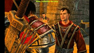 Gothic 4 - ArcaniA : Gameplay Video [ König Rhobar III ] [PC] German Part 3