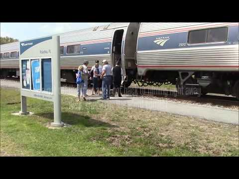 RailFannerFlorida Washington, DC. Amtrak Trip