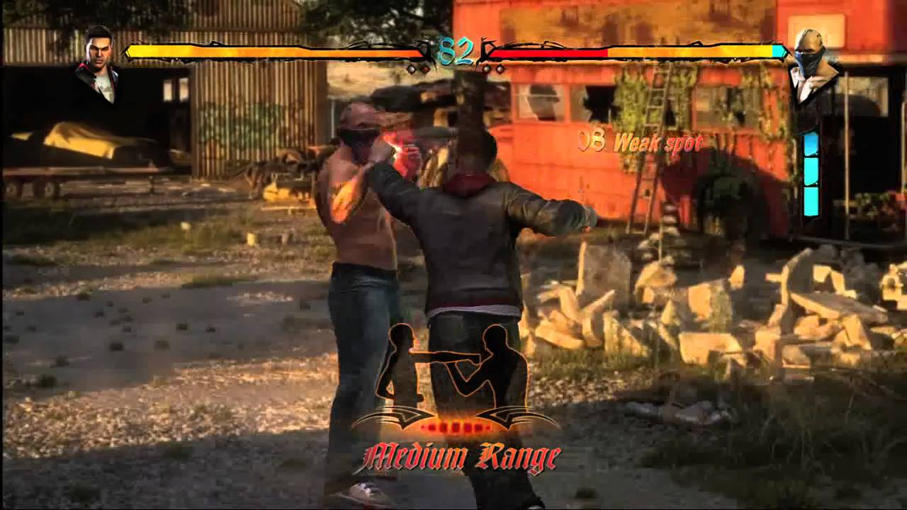 Fighting Games For Xbox 360 : Fighters uncaged kinect for xbox fight styles