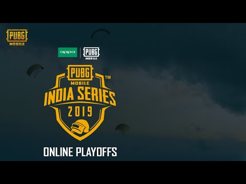 Oppo X PUBG India Series Mobile Online Playoffs- Day 1