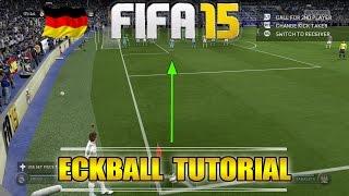Fifa 16 (15) | Eckball Tutorial | Tore nach Ecken erzielen | Tipps & Tricks | von PHDxG