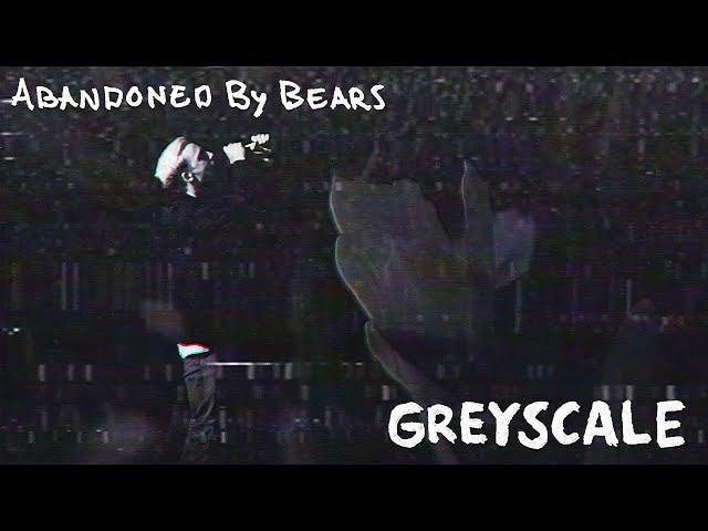 Abandoned By Bears - Greyscale