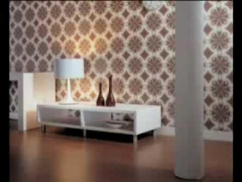 Nhà đẹp - phong cách của bạn: Nghệ thuật trang trí từ giấy dán tường