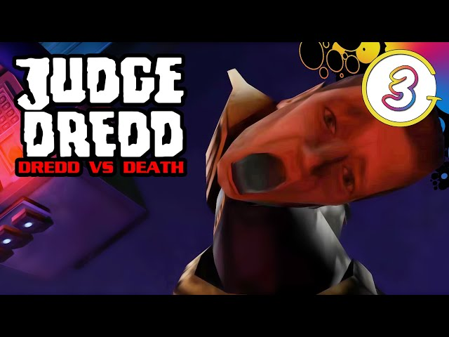 There is Only Justice | Judge Dredd: Dredd vs Death Gameplay Part 3