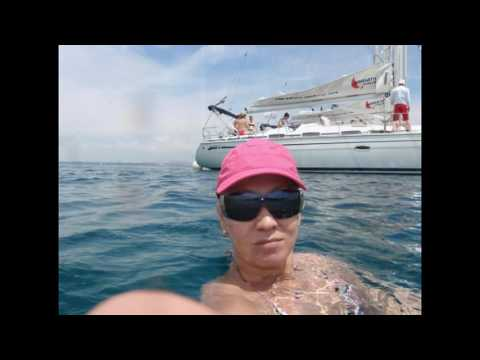 Vitorlázás Adria - Sailing Adriatic Sea