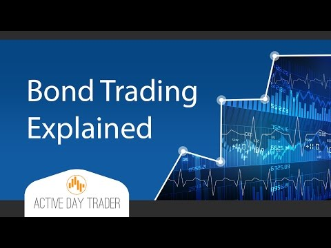 Bond Trading Explained - Option Strategies and Technical Stocks