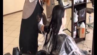Кератиновое выпрямление волос KERAFILL, кератиновый комплекс