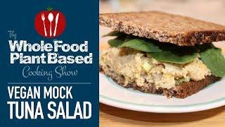 Plant Based Vegan Mock Tuna Salad
