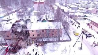Взрыв газа в жилом доме в Иваново