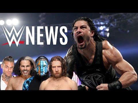 NEWS: Roman Reigns de Retour à RAW Lundi !