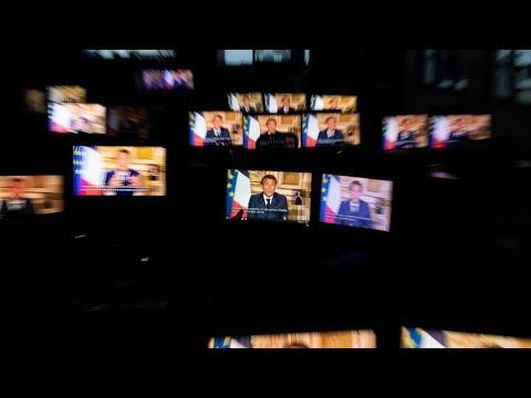 Covid-19: Emmanuel Macron veut