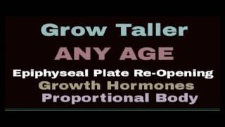 Grow Taller Frequencies MatrixPlay99