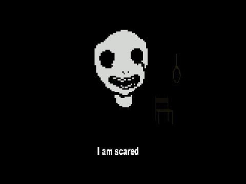 ImScared - A Pixelated Nightmare - Full Playthrough - Indie Horror Game