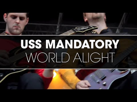 MANDATORY - World Alight [Live @ Star Trek Metal Gig]