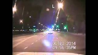 Police dashcam video of Laquan McDonald shooting