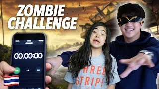 Zombie Challenge (Hide & Seek) | Ranz and Niana