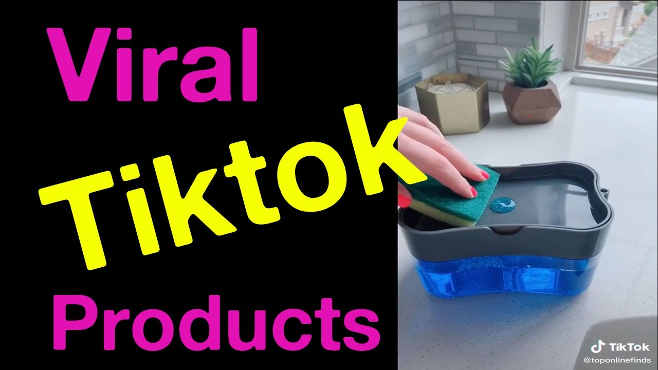 Tiktok viral products You Didn't Know You Needed it Until ...